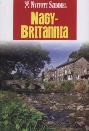 Great Britain, guidebook in Hungarian - Nyitott Szemmel