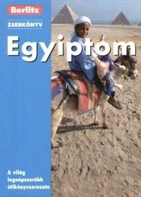 Egypt, guidebook in Hungarian - Berlitz