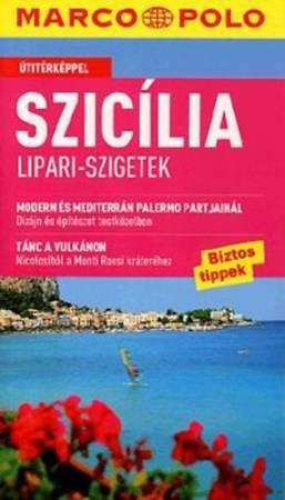Szicília útikönyv - Marco Polo