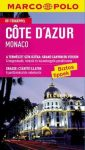 Côte d'Azur, guidebook in Hungarian - Marco Polo