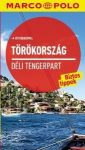 Southern Turkish coasts, guidebook in Hungarian - Marco Polo