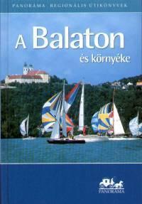 A Balaton és környéke útikönyv - Panoráma