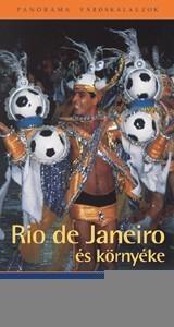 Rio de Janeiro, guidebook in Hungarian - Panoráma