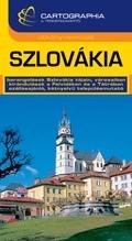 Szlovákia útikönyv - Cartographia