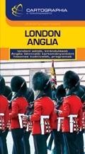 London és Anglia útikönyv - Cartographia