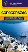 Görögország útikönyv - Cartographia