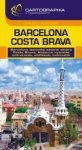 Barcelona & Costa Brava, guidebook in Hungarian - Cartographia