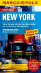 New York City, guidebook in Hungarian - Marco Polo