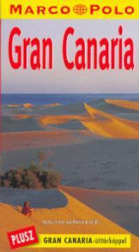 Gran Canaria, guidebook in Hungarian - Marco Polo