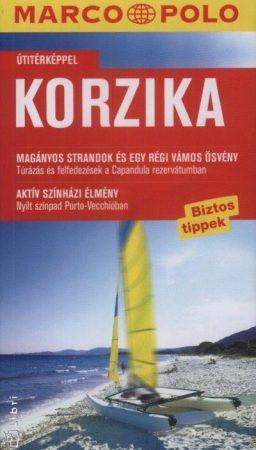 Korzika útikönyv - Marco Polo