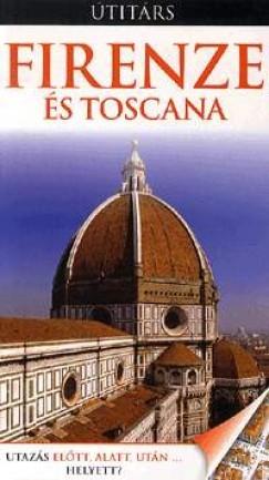 Firenze és Toscana útikönyv - Útitárs