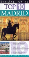 Madrid, guidebook in Hungarian - Útitárs Top 10