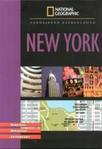 New York zsebkalauz - National Geographic