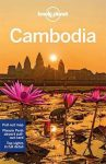 Cambodia, guidebook in English - Lonely Planet