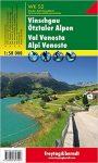 Vinschgau, Ötztaler Alpen turistatérkép (WKS 2) - Freytag-Berndt