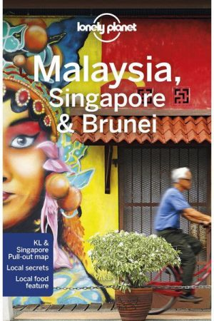 Malaysia, Singapore & Brunei, guidebook in English - Lonely Planet