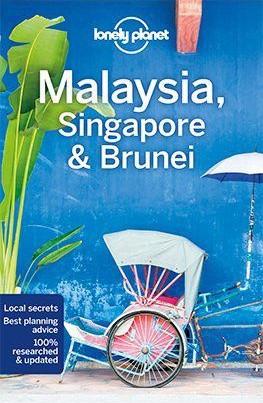 Malajzia, Szingapúr & Brunei, angol nyelvű útikönyv - Lonely Planet