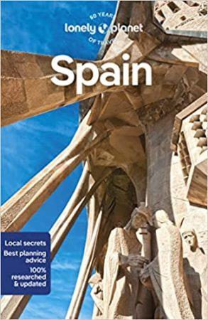 Spanyolország, angol nyelvű útikönyv - Lonely Planet