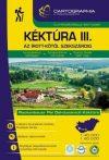 Blue Trail III., hiking atlas - Cartographia