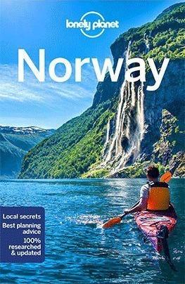 Norvégia, angol nyelvű útikönyv - Lonely Planet