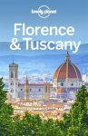 Florence & Tuscany, guidebook in English - Lonely Planet