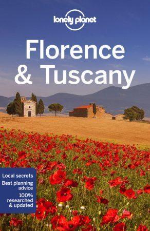 Firenze & Toszkána, angol nyelvű útikönyv - Lonely Planet