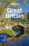 Nagy-Britannia, angol nyelvű útikönyv - Lonely Planet