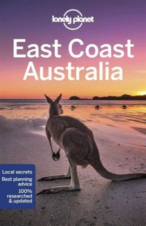 East Coast Australia, guidebook in English - Lonely Planet