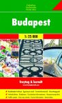 Budapest zsebatlasz - Freytag-Berndt
