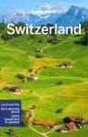 Svájc, angol nyelvű útikönyv - Lonely Planet