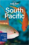 South Pacific, guidebook in English - Lonely Planet