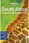 South Africa, Lesotho & Swaziland, guidebook in English - Lonely Planet