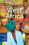 West Africa, guidebook in English - Lonely Planet