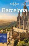 Barcelona, angol nyelvű útikönyv - Lonely Planet