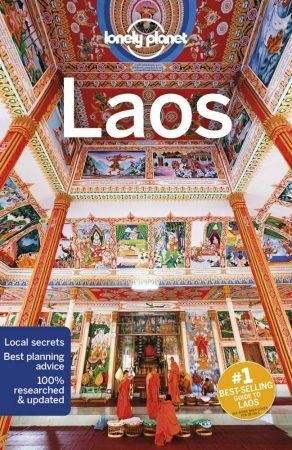 Laosz, angol nyelvű útikönyv - Lonely Planet