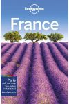 France, guidebook in English - Lonely Planet