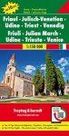 Friuli-Venezia Giulia autótérkép - Freytag-Berndt Top 10 Tips