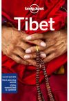 Tibet, guidebook in English - Lonely Planet