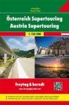 Ausztria Supertouring atlasz - Freytag-Berndt