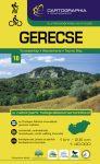 Gerecse turistatérkép - Cartographia