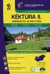 National Blue Trail II, hiking atlas - Cartographia