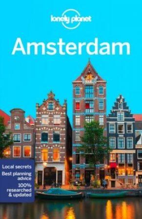 Amszterdam, angol nyelvű útikönyv - Lonely Planet