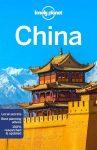 Kína, angol nyelvű útikönyv - Lonely Planet