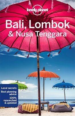 Bali, Lombok & Nusa Tenggara, angol nyelvű útikönyv - Lonely Planet