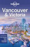 Vancouver, angol nyelvű útikönyv - Lonely Planet