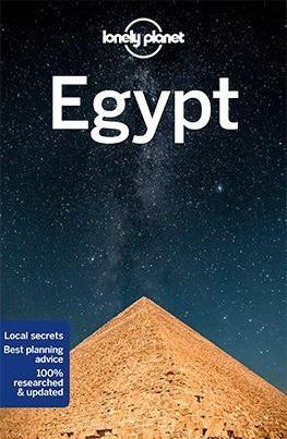 Egyiptom, angol nyelvű útikönyv - Lonely Planet