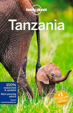 Tanzánia, angol nyelvű útikönyv - Lonely Planet
