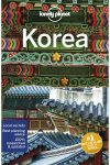 Korea, guidebook in English - Lonely Planet