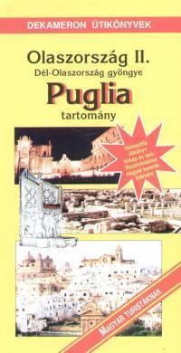 Puglia, guidebook in Hungarian - Dekameron