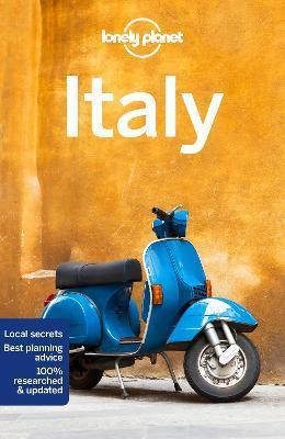 Olaszország, angol nyelvű útikönyv - Lonely Planet